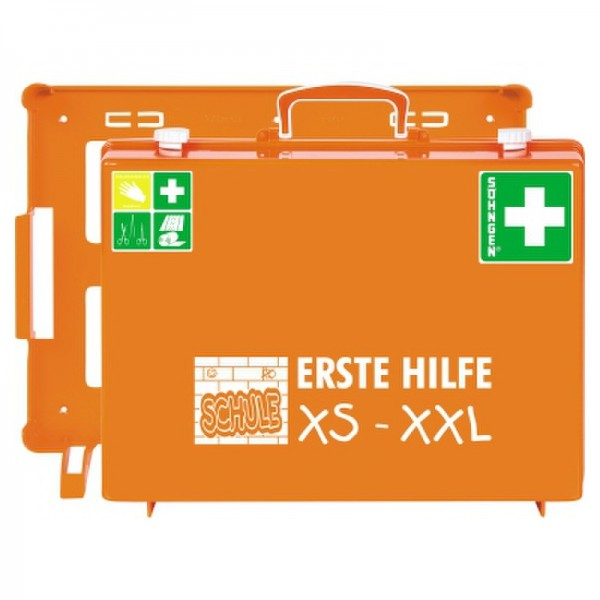 Söhngen Erste Hilfe Koffer Schule XS-XXL MT-CD 0350109 DIN 13169