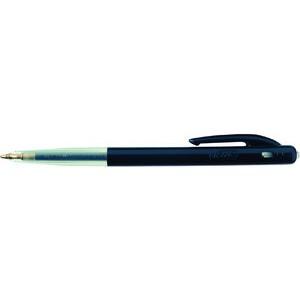 Kuli M10™ clic, Einweg, Druckmechanik, M, 0,4 mm, Schreibf.: schwarz