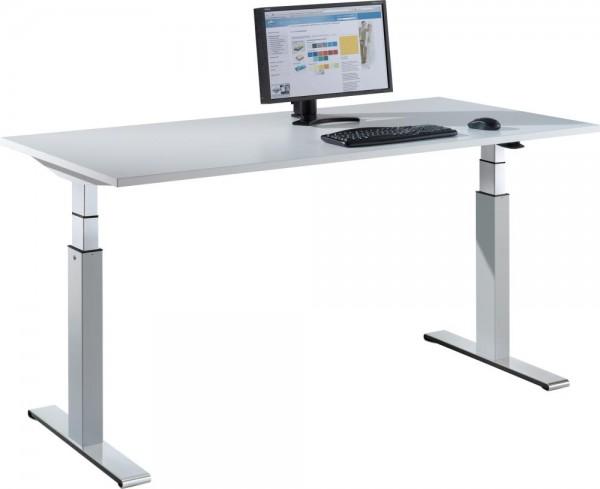 Tisch mit Gasfeder 700/1180 x1600 x800mm