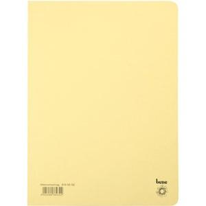 Aktendeckel, Karton (RC), 250 g/m², A4, 23,5 x 32 cm, gelb