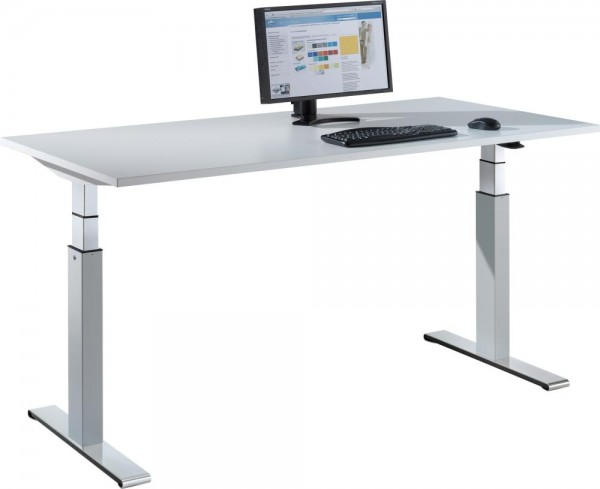 Tisch mit Gasfeder 700/1180 x1800 x900mm