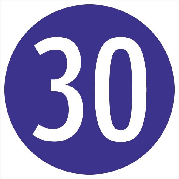 §52/19 Vorgeschriebene Mindestgeschwindigkeit