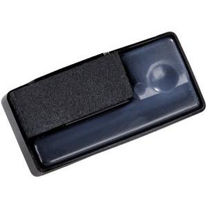 Ersatzkissen Colorbox Größe 2, mit Fassung, getränkt, schwarz