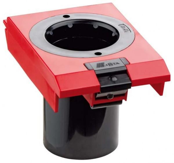 NC Werkzeughalter VDI 40/MK5 rot