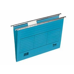 Hängemappe, 230 g/m², A4, blau