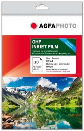 AgfaPhoto Inkjet Photo Paper A4 1x10