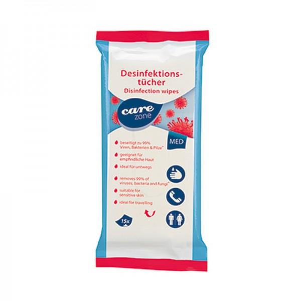 DESOMED Desinfektionstuch 01-323FK-T015 15 St./Pack.