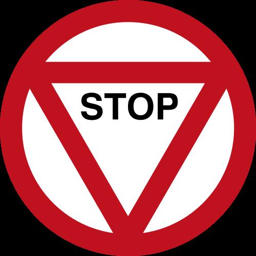 alternatives-altes-Stopschild-stopp-kaufen-Verkehrszeichen-svg