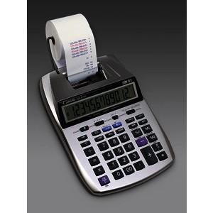 Tischrechner, P23-DTSC, druckend, angewinkeltes Display, 12stellig
