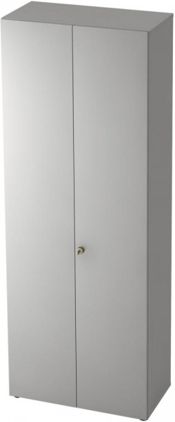 Garderobe Profi Grau 6 OH, 80x42x215,6mm