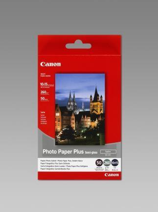 Canon SemGloss Ph.Pap.10x15cm 1x50