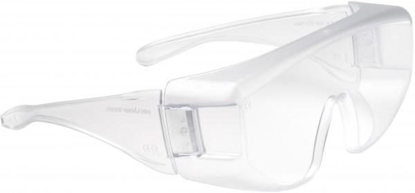 Schutzbrille Wesion20, transparent