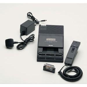 Diktiersystem, 725 D, analog, sw