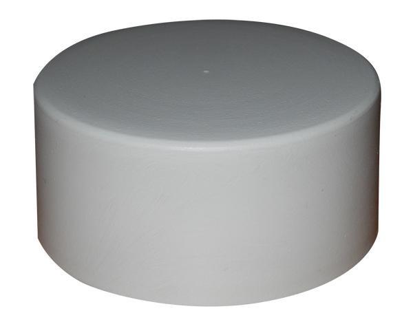 Abdeckkappe für Rohrsteher