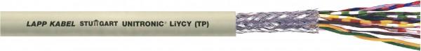 Datenleitung UNITRONIC® LiYCY (TP) 6 x 2 x 0.25 mm² Grau LappKabel 0035803