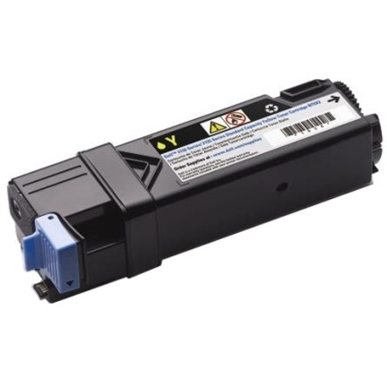 Dell Toner 2150CN yell. 1,2K