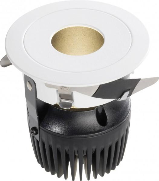 DD-12030.04 LED-Einbauleuchte 8 W Warm-Weiß Weiß
