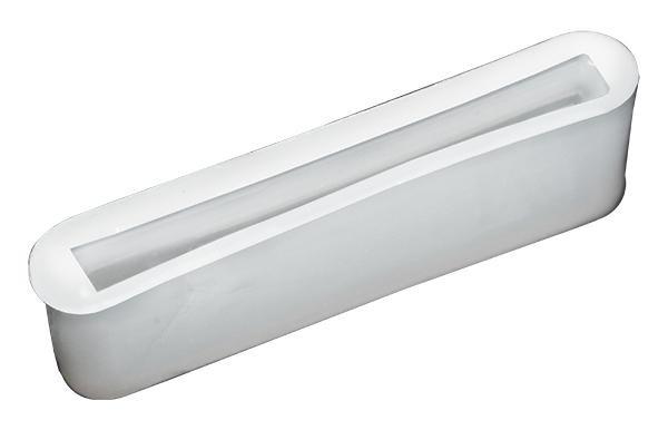 Plastikhülse für Rohrrahmenlasche Ø 60mm