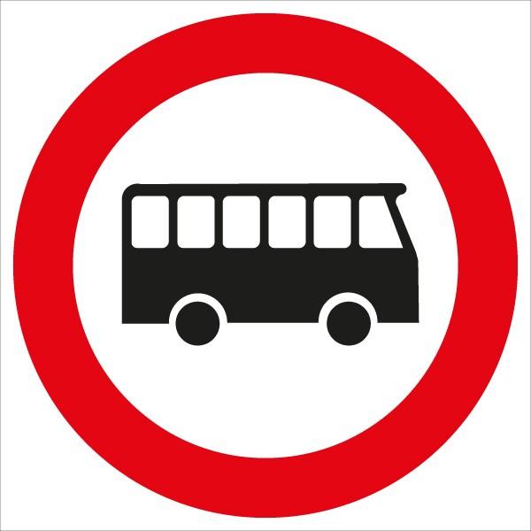 §52/7f Fahrverbot für Omnibusse