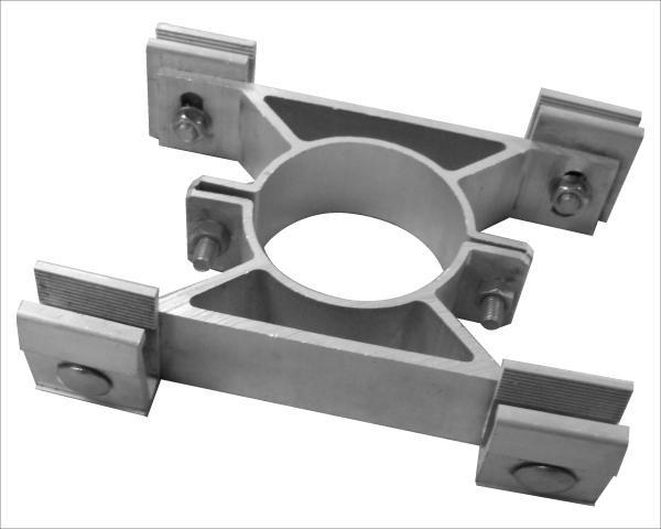 Doppelseitige Befestigung / Type NdVV-K doppelverstärkt