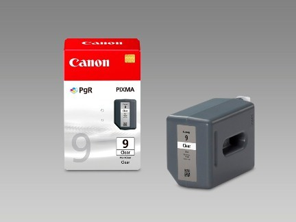 Canon Ink clear