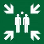 Hinweis-, Warn- und Unfallverhütungsschilder