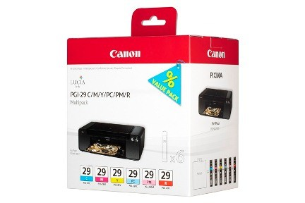 Canon Ink Multi Pack CMY/PC/PM/R