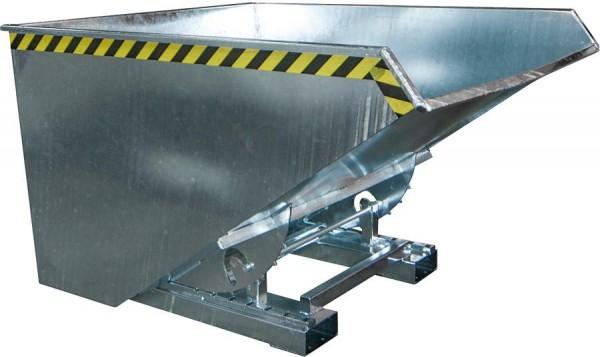 Kippbehälter m. Abrollsys1,7cbm,1720x1570x1103mm,v
