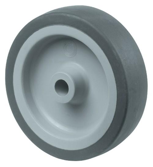 Kunststoffrolle Gummi grau Breite 32 mm C121.A81.100