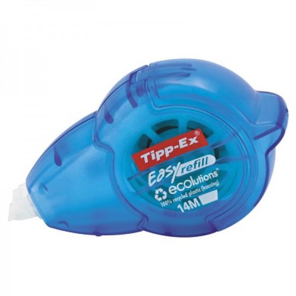 Tipp-Ex Korrekturroller Easy Refill 8794242 5mmx14m Mehrweg weiß