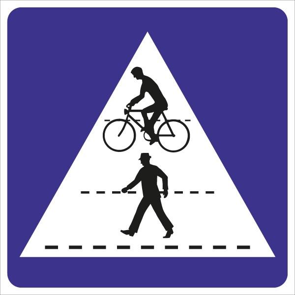 §53/2c*B Kennzeichnung Radfahrerüberfahrt