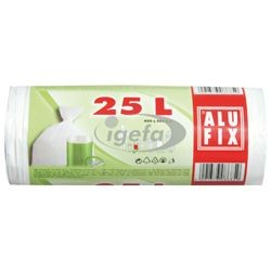 Alufix Müllbeutel 25l weiß