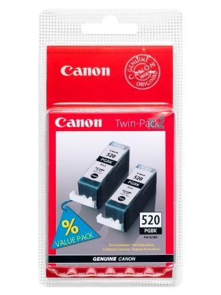 Canon Ink black 19ml 1x2