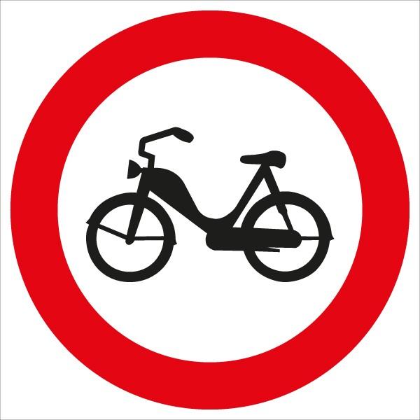 §52/8b Fahrverbot für Motorfahrräder
