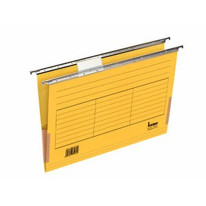 Hängemappe, Vetro Mobil, Karton, 230 g/m², A4, gelb