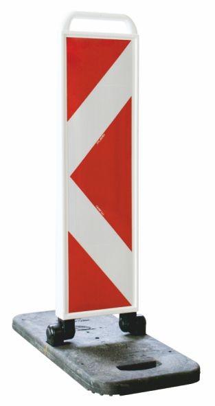 Klapp – Bake Folie Typ 2 (weiß/rot) beidseitig belegt