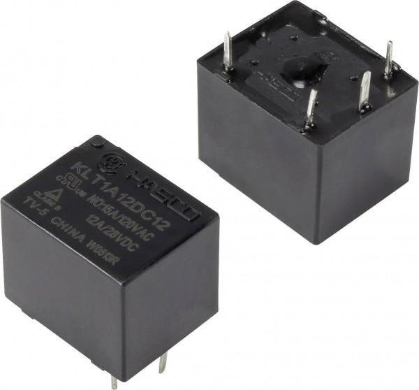 Hasco Relays and Electronics KLT1A12DC12 Printrelais 12 V/DC 20 A 1 Schließ