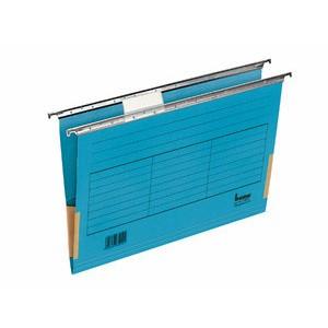 Hängemappe, Vetro Mobil, Karton, 230 g/m², A4, blau