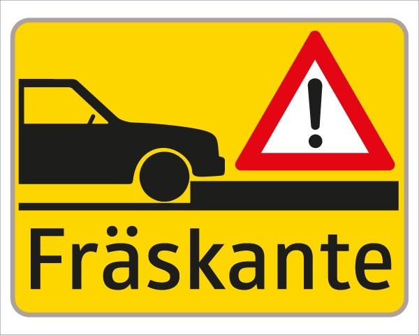 §54/5 Z.T. Fräskante + Symbol