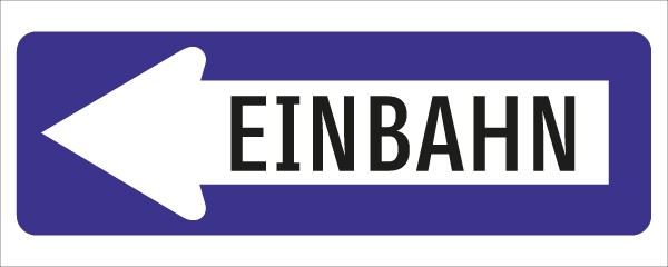 §53/10 Einbahnstraße links