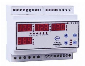 ENTES EPM-04CS-DIN Programmierbares 3-P