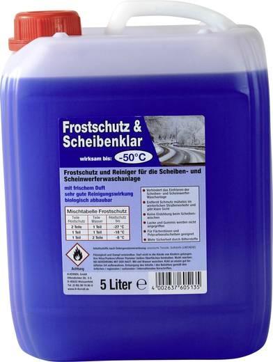 Scheibenfrostschutz Konzentrat -50 °C Kerndl 5 l