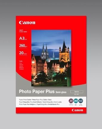 Canon SemGloss Ph.Pap. A3 1x20