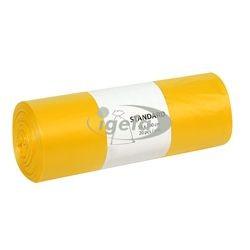 Alufix Abfallsack 80l gelb