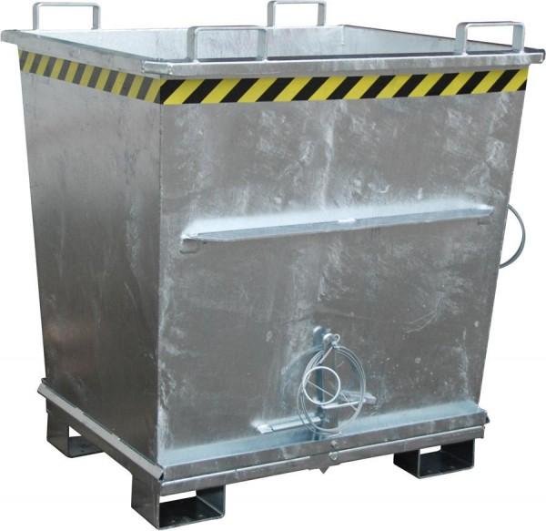Klappbodenbehälter BKB 1000 v