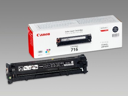 Canon Cartridge LBP5050 blk EP-716