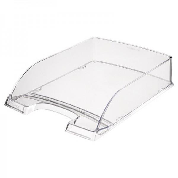 Leitz Briefablage Transparent Plus 52260002 DIN A4 PS transparent