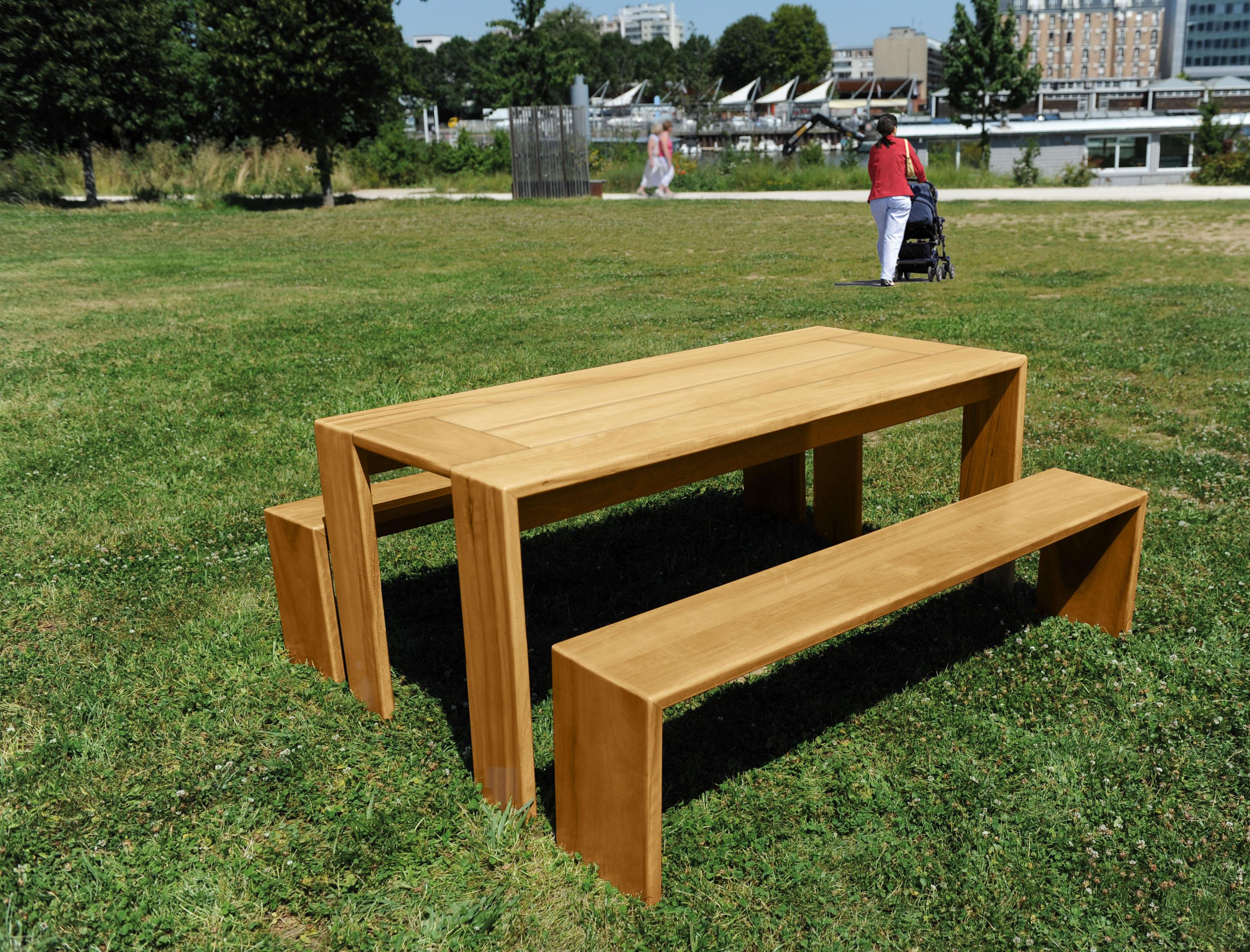 bank tisch kombination como parkb nke stadtmobiliar kommunalbedarf at. Black Bedroom Furniture Sets. Home Design Ideas
