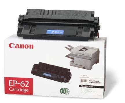 Canon Cartridge GP160 black EP62