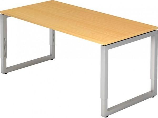 Schreibtisch R-Serie 160x80 Buche